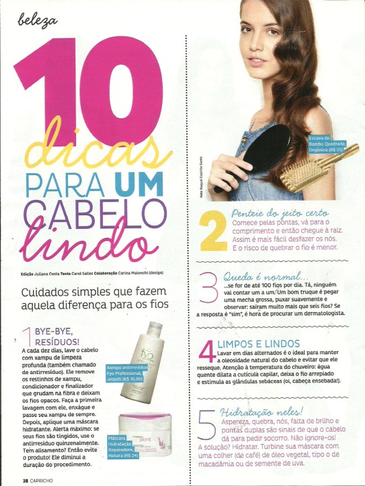 Clipping Capricho - Blowout [05-05-13] 1