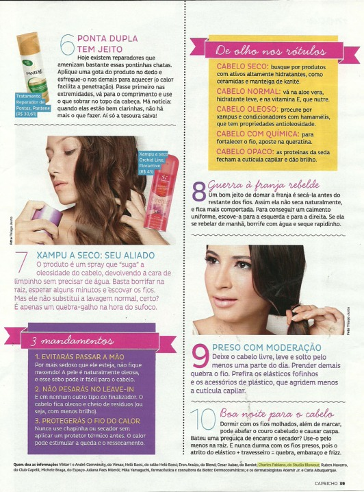 Clipping Capricho - Blowout [05-05-13] 2